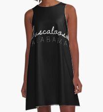 Tuscaloosa, Alabama A-Line Dress