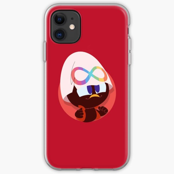 Calimero Neurodiversity Pride iPhone Soft Case