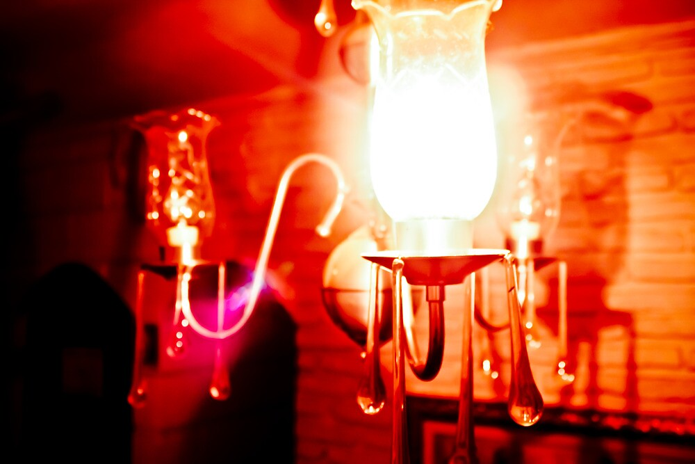 chandelier by JuniorCosta