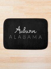 Auburn, Alabama Bath Mat