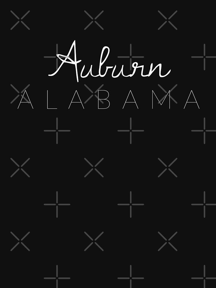 Auburn, Alabama by GhostlyWorld