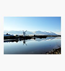 Blennerville Windmill, Kerry, Ireland Photographic Print