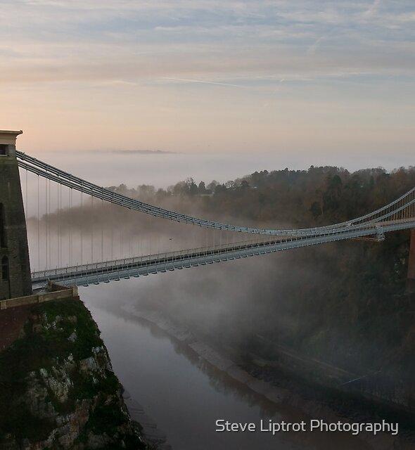 The Clifton Suspension Bridge by Stephen Liptrot