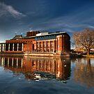 RSC -  Stratford upon Avon by Billy Hodgkins
