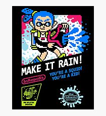 MAKE IT RAIN! Photographic Print