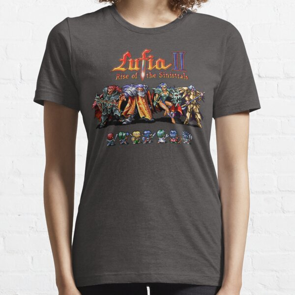 Lufia 2 - Rise of The Sinistrals Essential T-Shirt