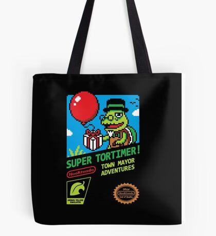 SUPER TORTIMER! Tote Bag