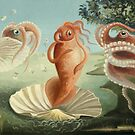 The Birth of Squid by Franz Anthony
