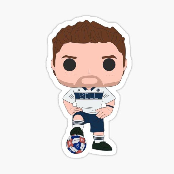 Jensen, Star Soccer Player Sticker