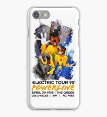 Powerline 2 - Goofy Movie iPhone Case/Skin