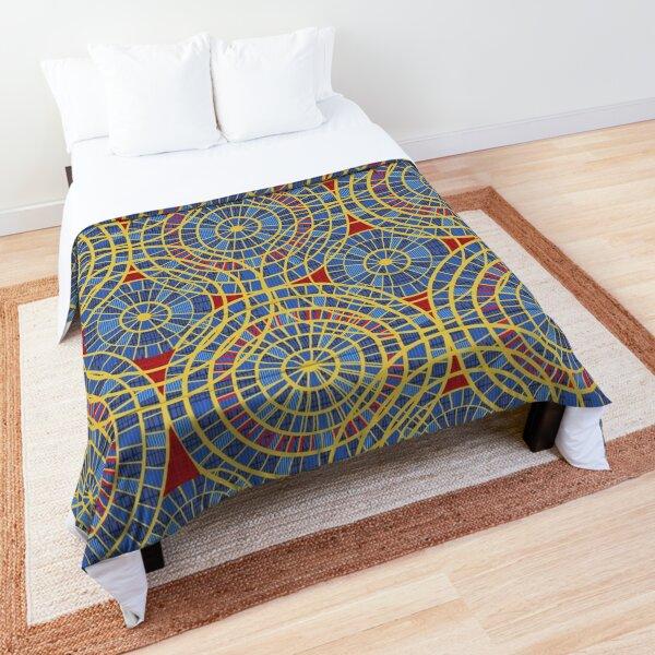 Dragon Con: Marriott Carpet  Comforter