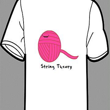 String Theory Shirt by Impulsivly