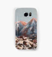 Sunrise in the Alps Samsung Galaxy Case/Skin