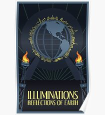 Illuminations - Reflections of Earth Poster