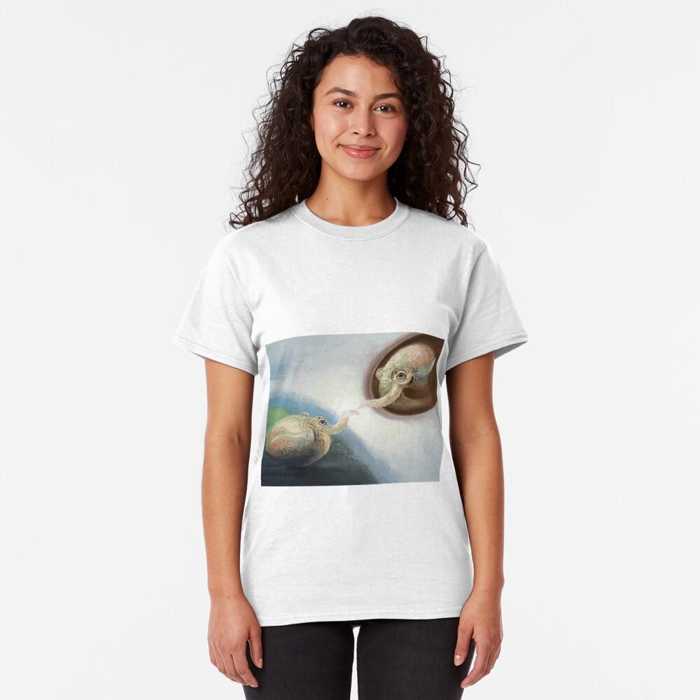 The Creation of Squadam Classic T-Shirt