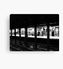 Lienzo New York City Commuter