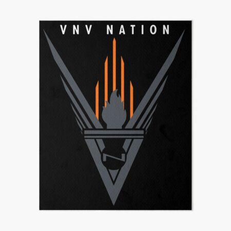 VNV Nation 2 Art Board Print