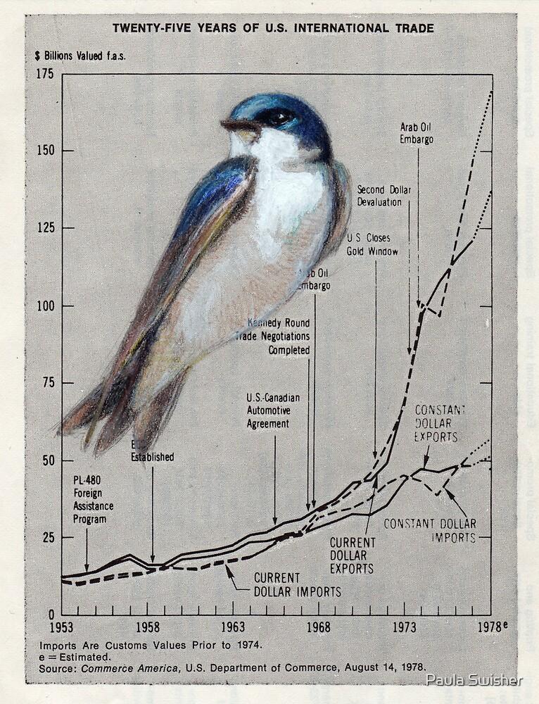 Trade Swallow by Paula Swisher
