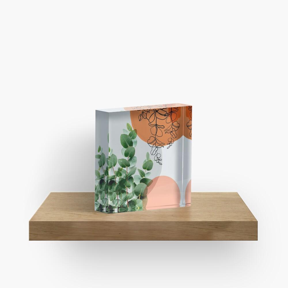 Simpatico V4 Acrylic Block
