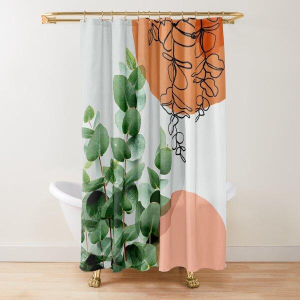 Simpatico V4 Shower Curtain