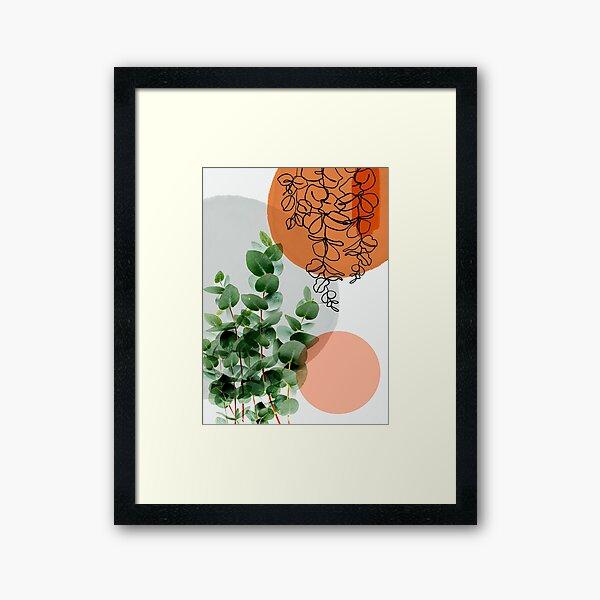 Simpatico V4 Framed Art Print