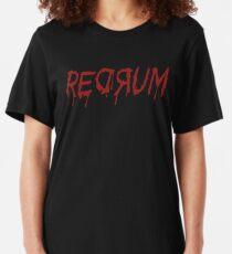 REDRUM Slim Fit T-Shirt