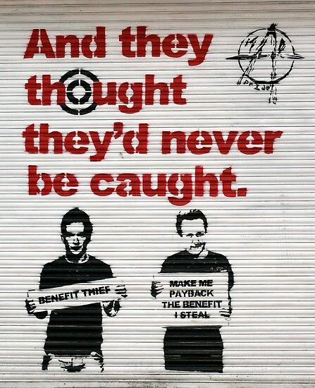 Benefit Thieves by Mad Pride by GraffArt Tees
