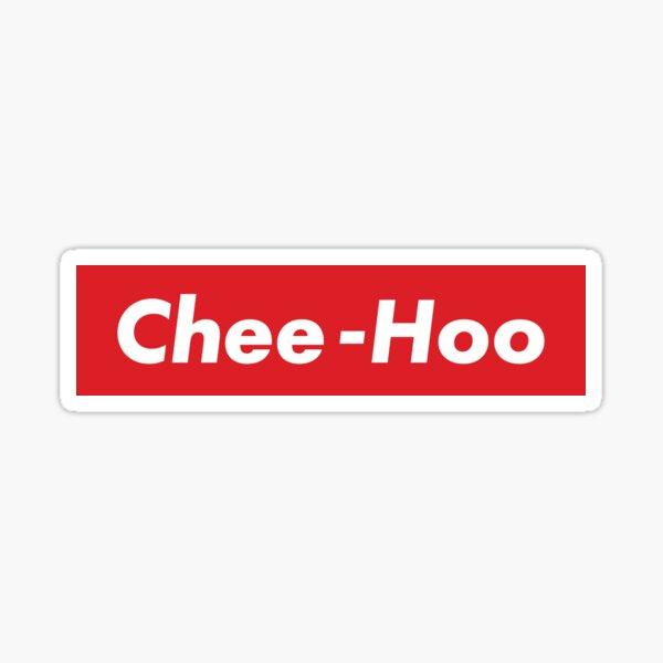 Chee-Hoo Sticker