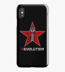 R evolution iPhone Case/Skin