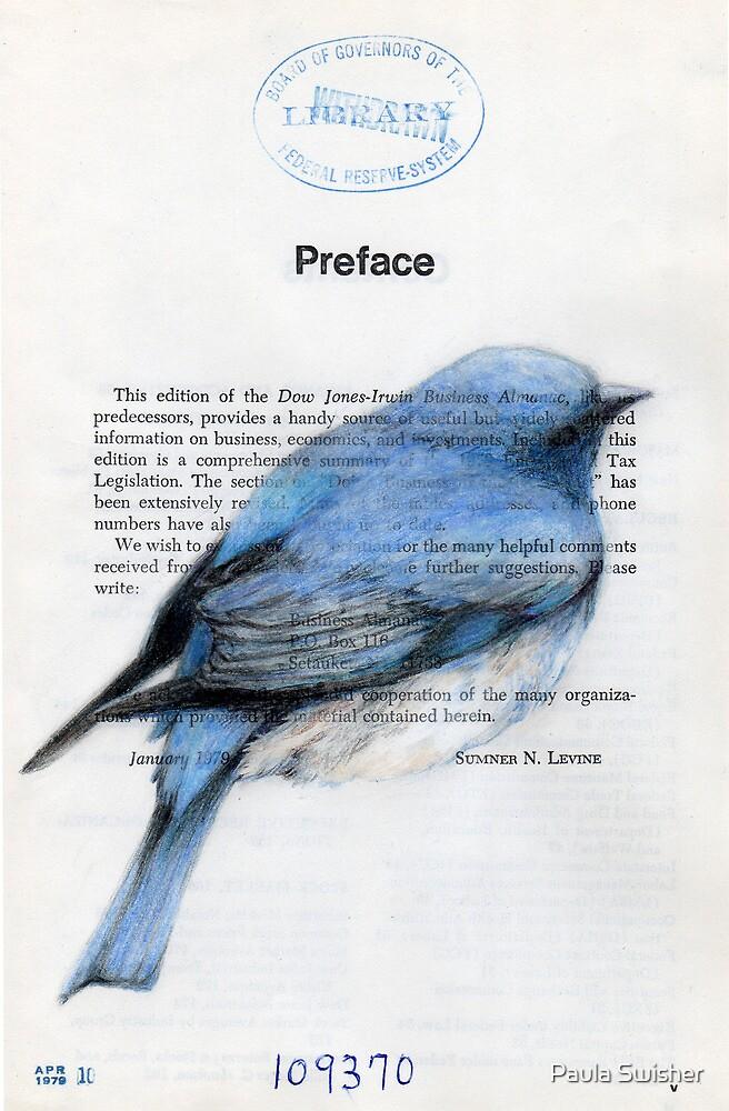 Bluebird Preface by Paula Swisher