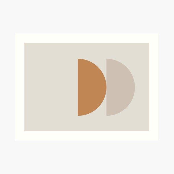Contemporary Composition 16 Art Print