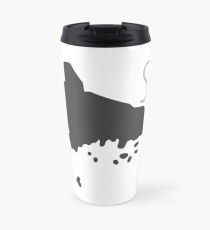 Søgne - Maps on Mugs Travel Mug