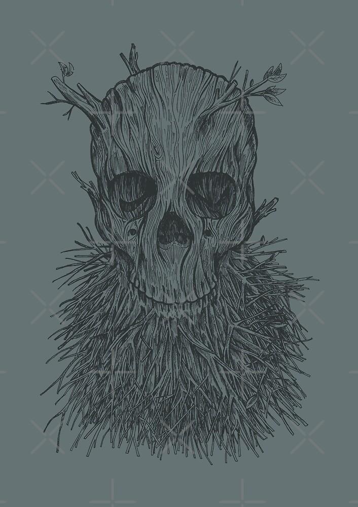 The Lumbermancer Grey by nickv47