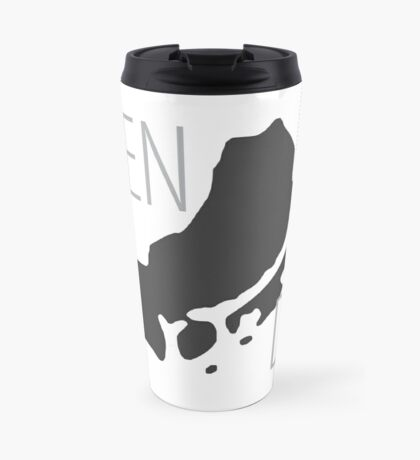 Arendal - Maps on Mugs Travel Mug