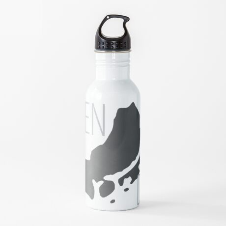 Arendal - Maps on Mugs Water Bottle