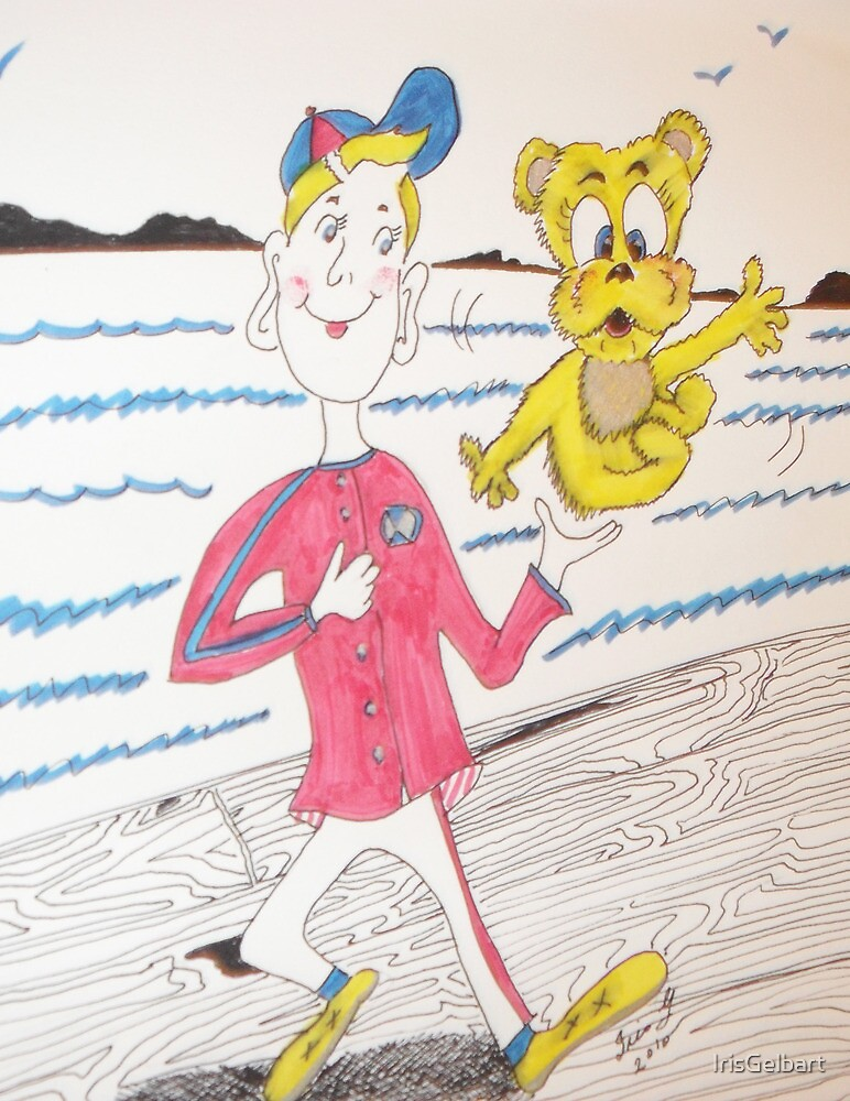 Bobby and Me by IrisGelbart