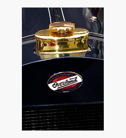 Willys Overland Photographic Print