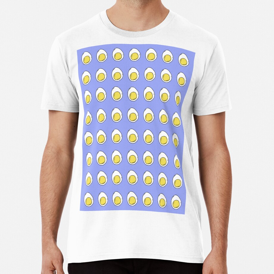 Eggs pattern Premium T-Shirt