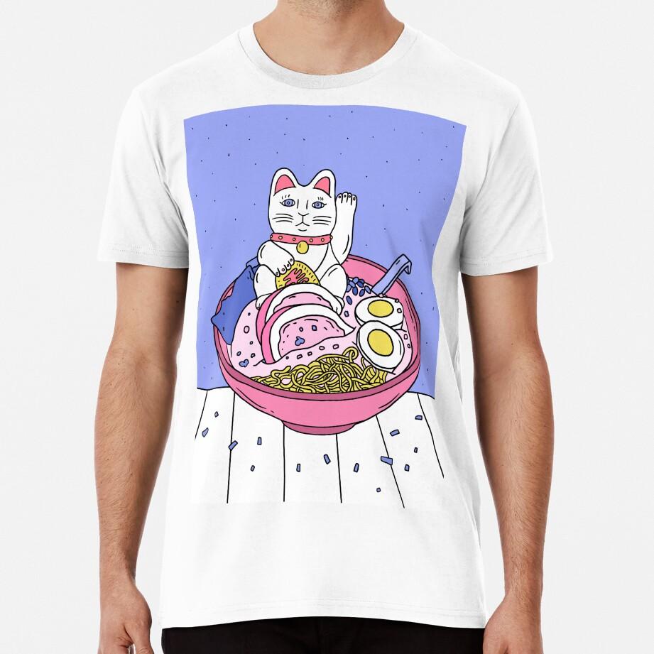 MANEKI RAMEN Premium T-Shirt