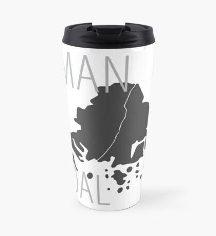 Mandal - Maps on Mugs Travel Mug