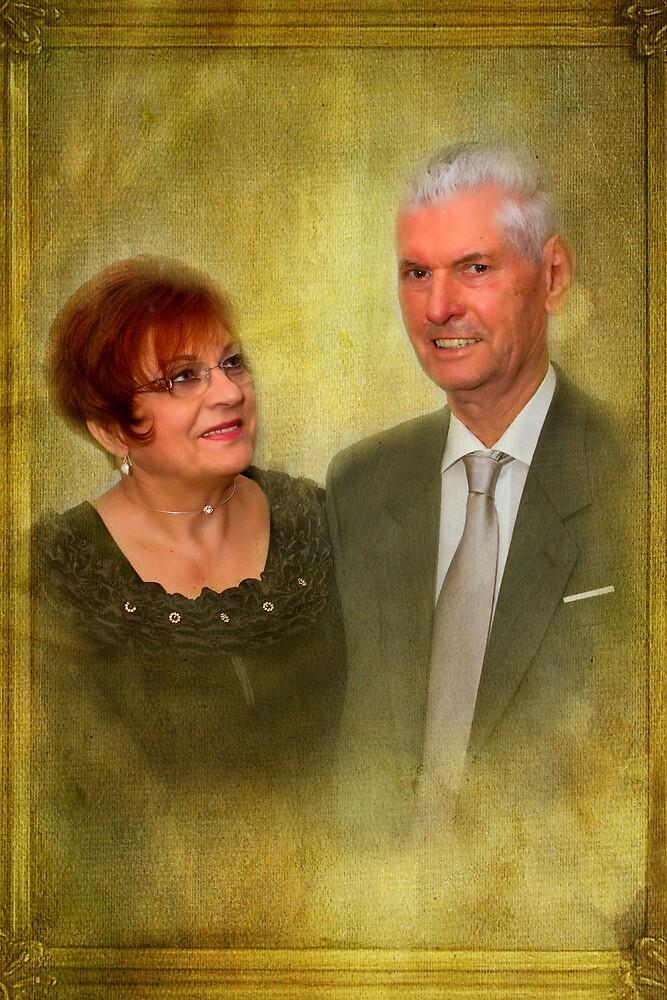 My Dad & Kata by Mariann Kovats