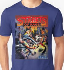 streets of rage 90s T-Shirt