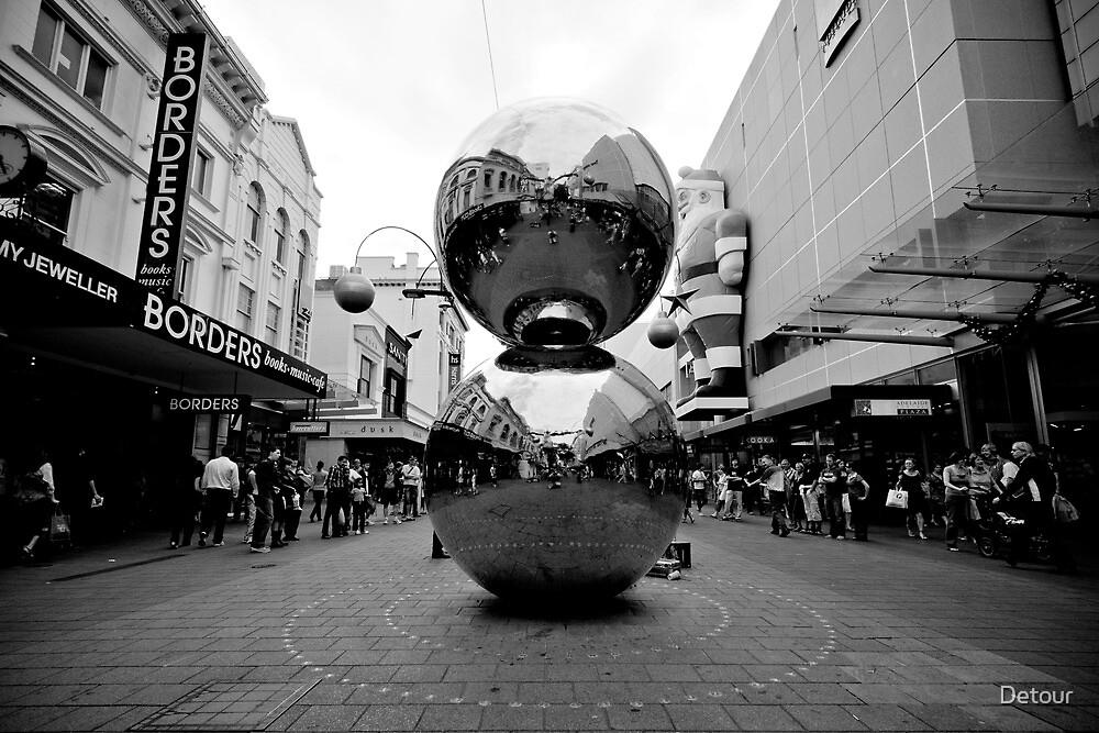 Malls Balls - Monochrome by Detour