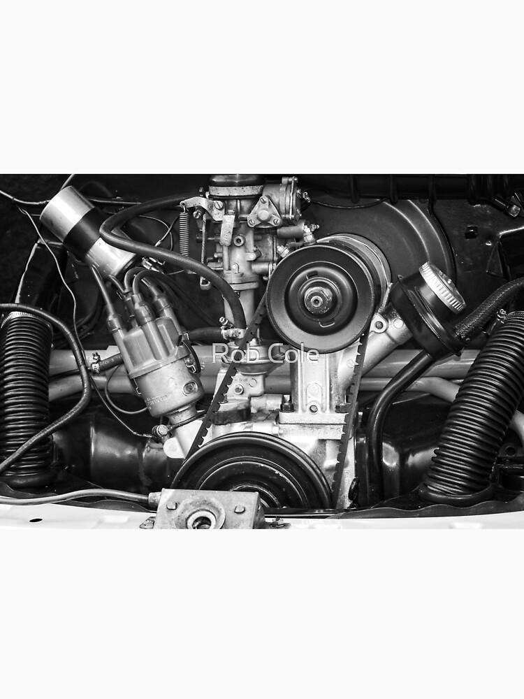VW Karmann Ghia Aircooled Engine by robcole