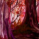 The Red Forest by Rebecca Tripp