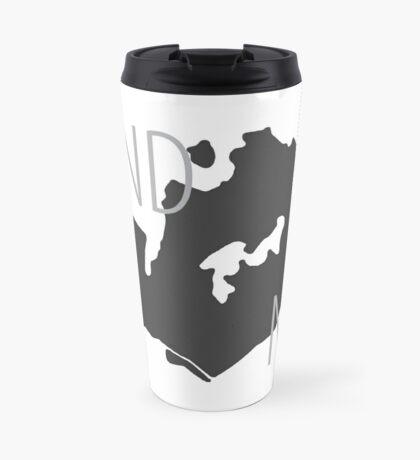Sandnes - Maps on Mugs Travel Mug