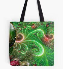 Christmas Foliage  Tote Bag