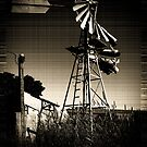 Blown WindMill by Andrew (ark photograhy art)