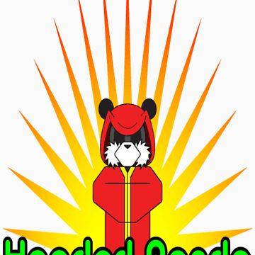 Hooded Panda by serialex