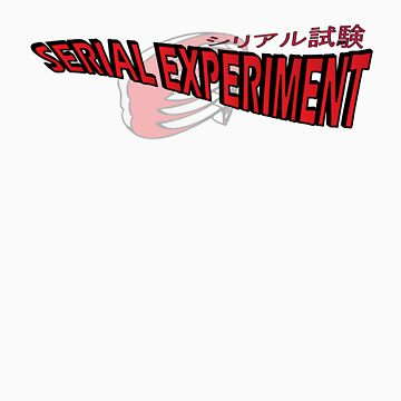 Serial experiment logo by serialex